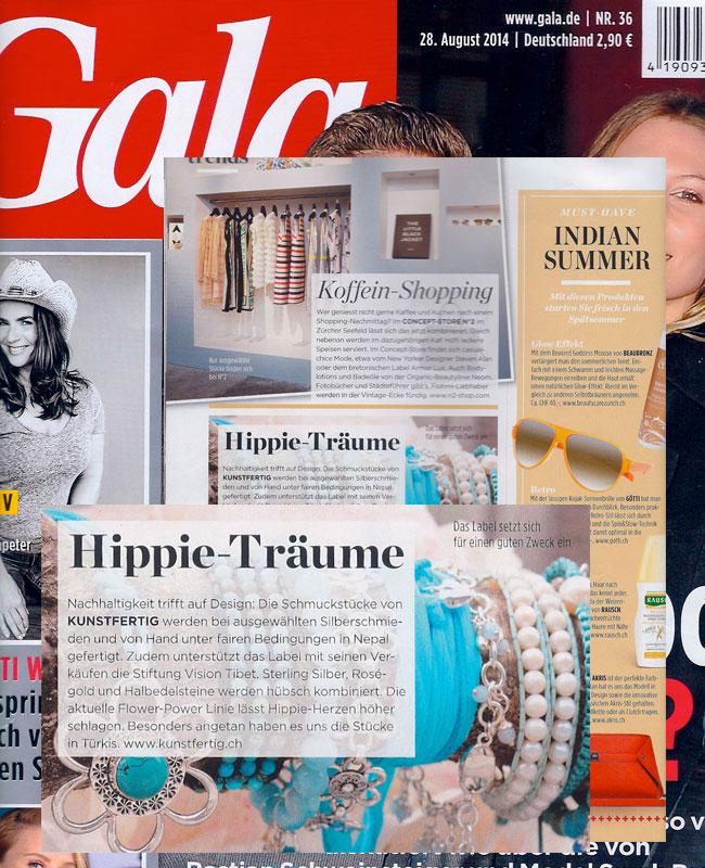 kunstfertig - Die wichtigsten Presseartikel